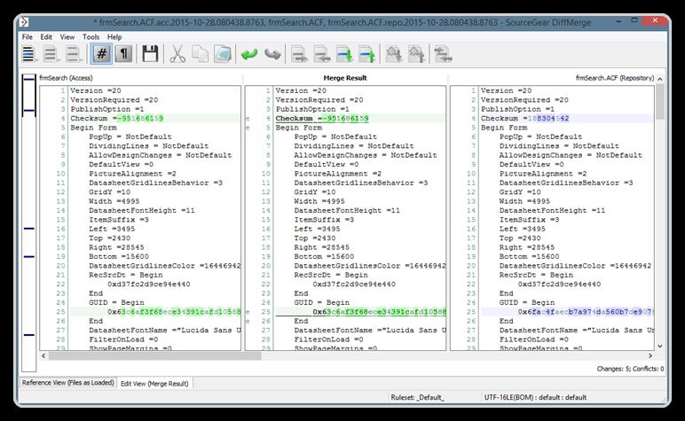 tf.exe command line tool